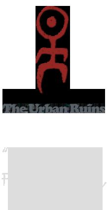Urban Ruins Charity Logo